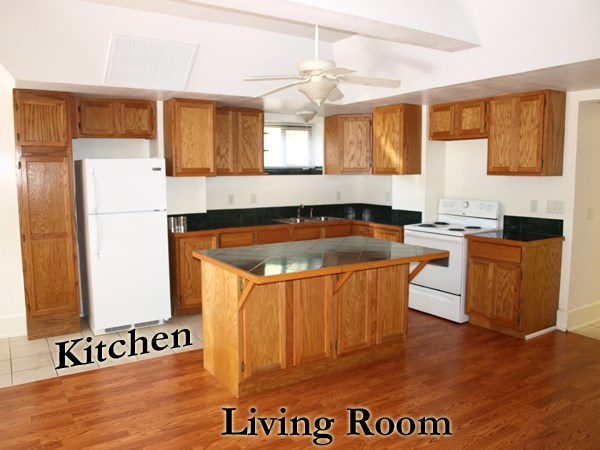 Unit B Kitchen