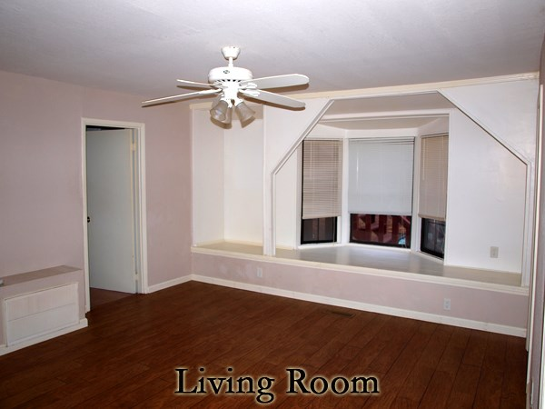Unit D Living Room