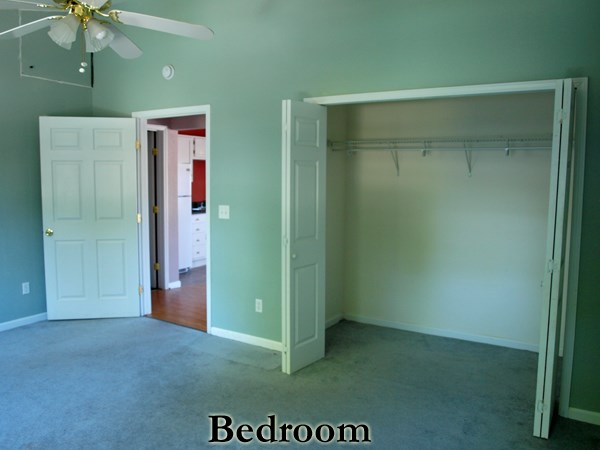 Unit G Bedroom